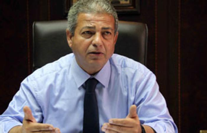 غدا ..وزير الشباب يلتقى العاملين بالمكافأة الشاملة لبحث تثبيتهم