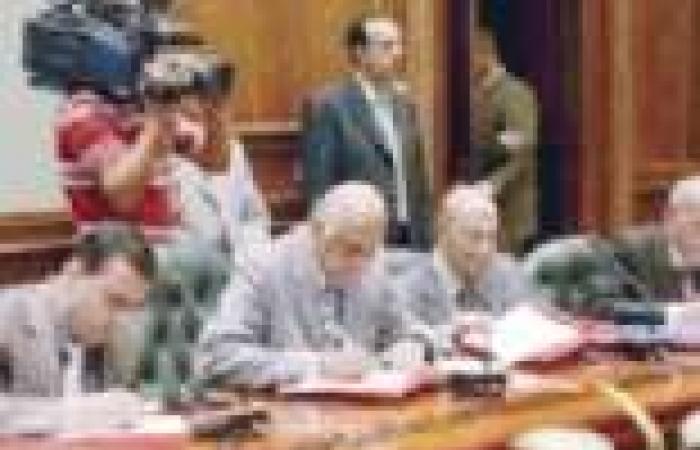 «الرئاسة» تعلن أسماء لجنة الخمسين لتعديل الدستور