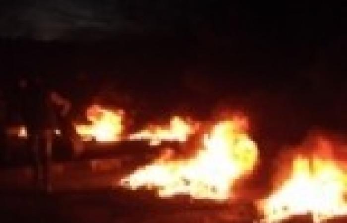 انفجار عبوة ناسفة بالقرب من كمين مطار العريش