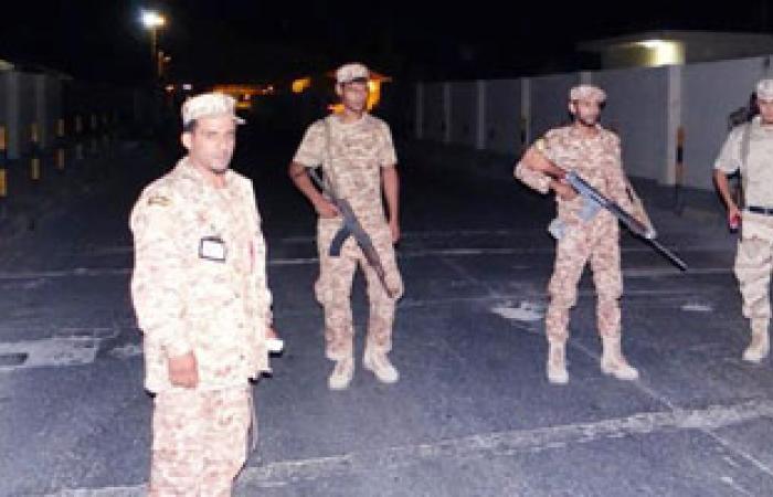 تعرض بوابة القضامة التابعة للجيش الليبى لإطلاق نار من قبل مجهولين