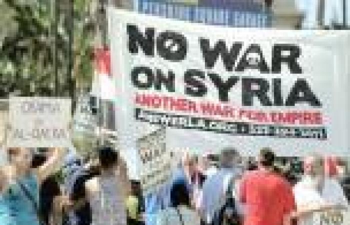 الحرب على سوريا «مقامرة» تهدد بحرب إقليمية (تحليل إخباري)