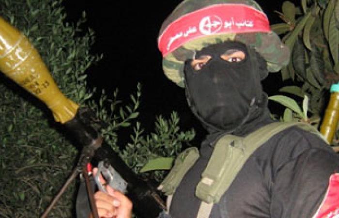 """""""جبهة تحرير فلسطين"""": انسحبنا من العرض العسكرى بغزة لرفع شعارات رابعة"""