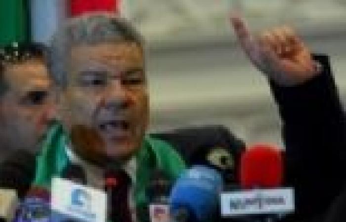 أمين عام جبهة التحرير الوطني بالجزائر: أرفض تشبيه ما تمر به مصر مع ماعاشته بلادنا