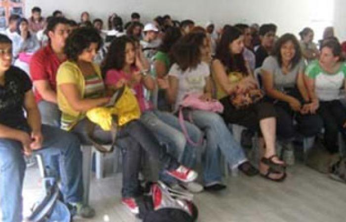 المشاركون بالتجمع الشبابى الأول: سنبذل أقصى جهد للقضاء على الإدمان