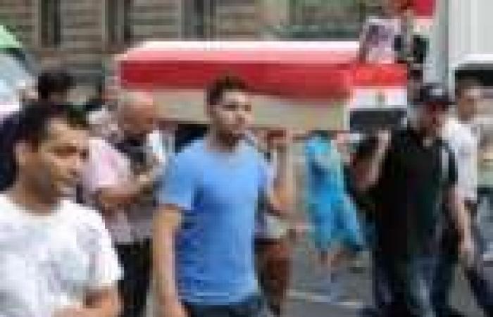 مظاهرة بنيويورك احتجاجًا على أحداث العنف في مصر