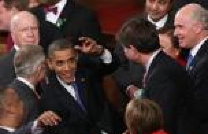 «أوباما» يدعو أعضاء الكونجرس لدعم التحرك العسكري ضد سوريا