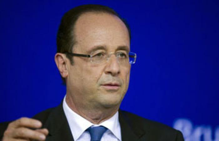 """الرئيس الفرنسى ينتقد صحيفة """"لوفيجارو"""" لنشرها حديثا مع بشار الأسد"""