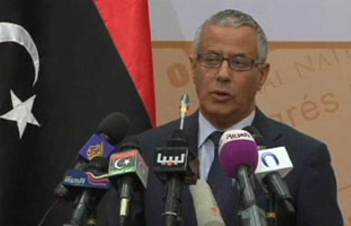 """رئيس الوزراء الليبى: """"الإخوان"""" عارضو زيارتى لمصر.. وكانوا ضد ترشحى للوزارة"""