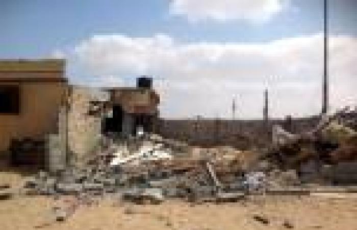 المتحدث العسكري: مقتل 9 «تكفيريين» وضبط 9 آخرين وتدمير 3 مخازن أسلحة في سيناء
