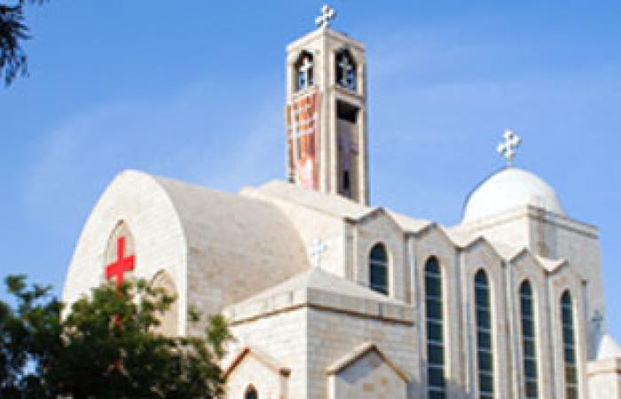 كنائس رام الله الكاثوليكية تشارك فى قداس وصيام نصرة لسوريا وشعبها