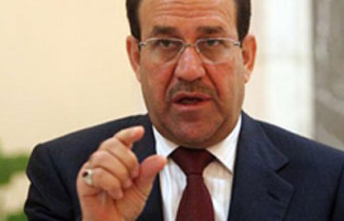 المالكى والنجيفى يتفقان على موقف وطنى موحد رافض للتدخل العسكرى فى سوريا