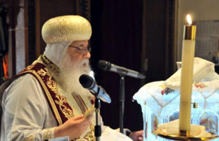 أسقف هولندا يقود أكبر خطة توسيع للكنائس القبطية بالمهجر