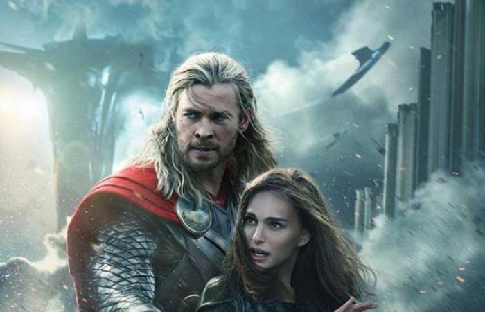 طرح ملصقين دعائيين جديدين لفيلم Thor: The Dark World