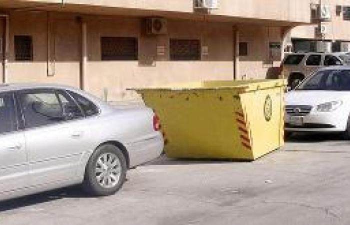 سيارات الموظفين ضحية ضيق شوارع العليا