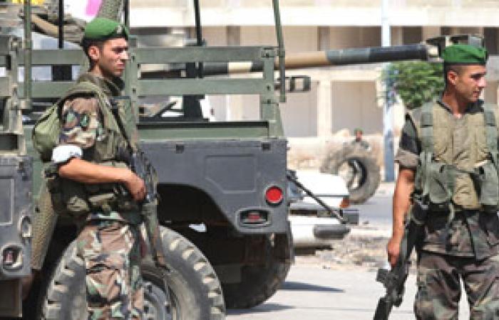 أعمال عنف متفرقة فى شمال لبنان