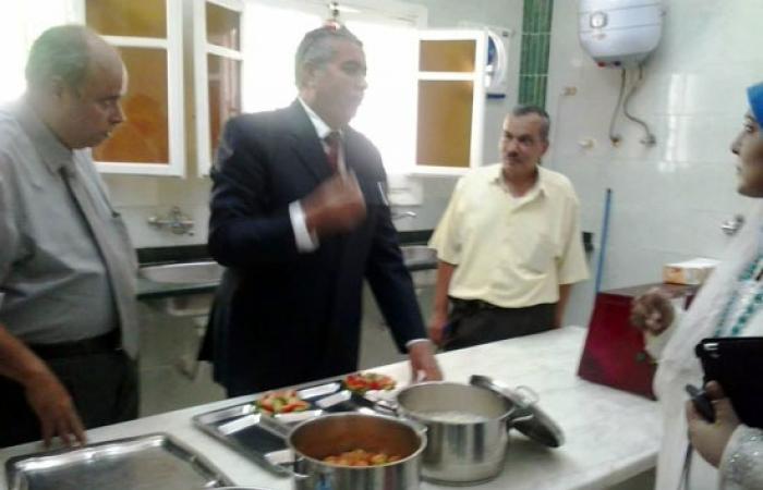 محافظ الإسكندرية: تطوير 4 مستشفيات تابعين للمؤسسة العلاجية