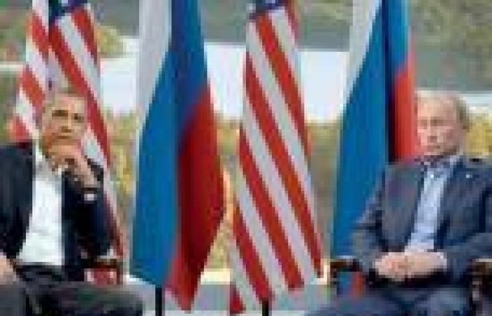 السفارة الأمريكية توبِّخ برلمانية روسية عقب نشرها صورة ساخرة لـ«أوباما»على «تويتر»