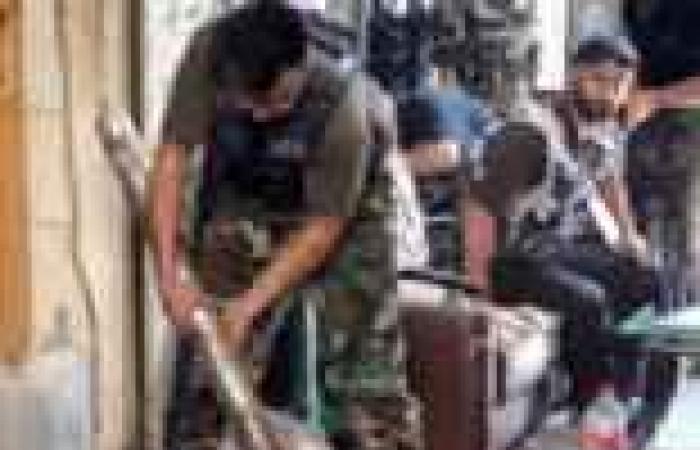 المرصد السوري: سقوط قذيفة هاون أمام مركز محافظة ريف دمشق