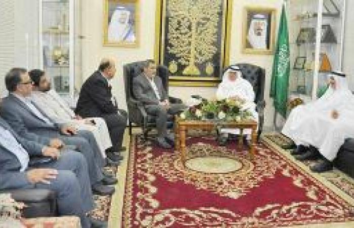 مسؤول إيراني يشيد بجهود المملكة في خدمة ضيوف الرحمن