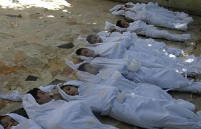 مقتل 85 شخصًا فى عمليات النظام السورى.. أمس