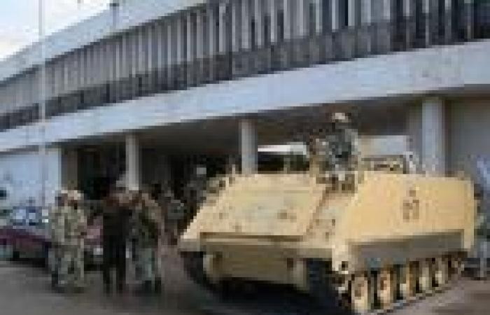 مدرعات الجيش تقتحم قرية «دلجا» في المنيا وتقبض على مطلوبين إسلاميين