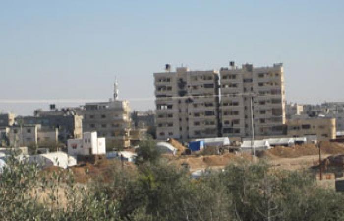 غزة تضخ مياه المجارى بالبحر المتوسط بعد توقف محطات الصرف