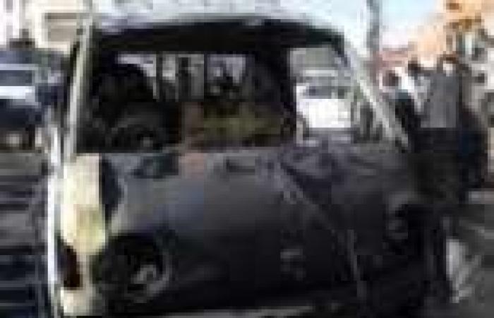 انفجار سيارتين مفخختين في بنغازي دون وقوع خسائر بشرية