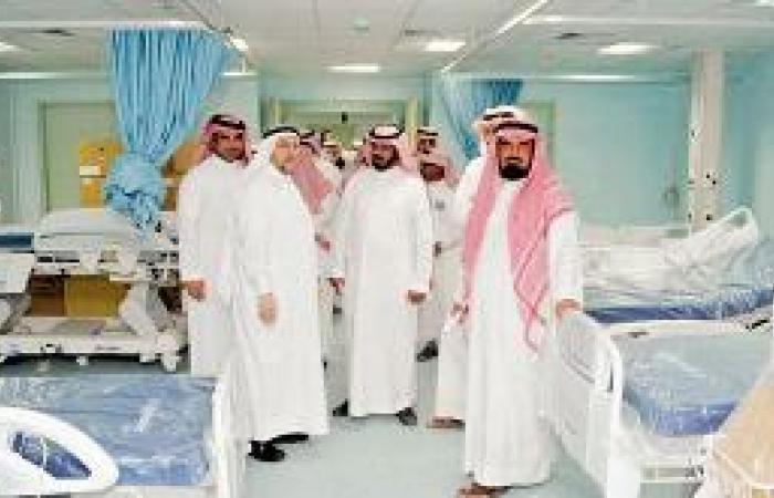 توسعة مستشفى البكيرية إلى 185 سريرا