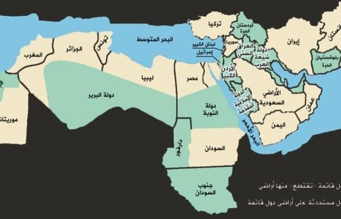 المؤامرة.. هكذا يريدون «الشرق الأوسط الجديد»