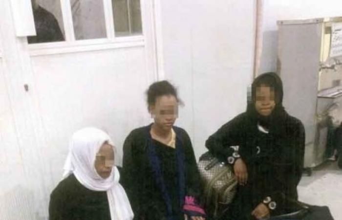 ضبط تشكيل عصابي أفريقي لتهريب وإيواء الخادمات