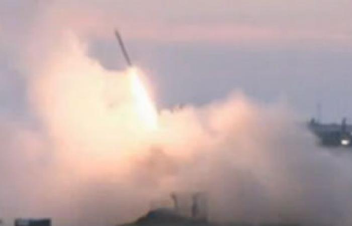 إطلاق صاروخ من قطاع غزة تجاه جنوب إسرائيل