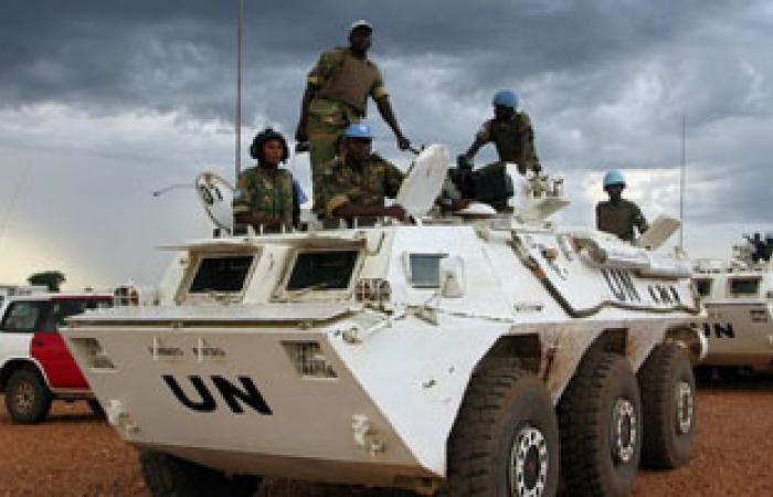 ولاية غرب دارفور تتسلم مكاتب بعثة اليوناميد لحفظ السلام