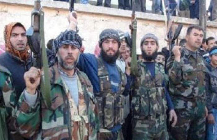 الجيش السورى الحر: شعبنا لن يرتعد من مواجهة تنظيمات أجنبية دخيلة على البلد