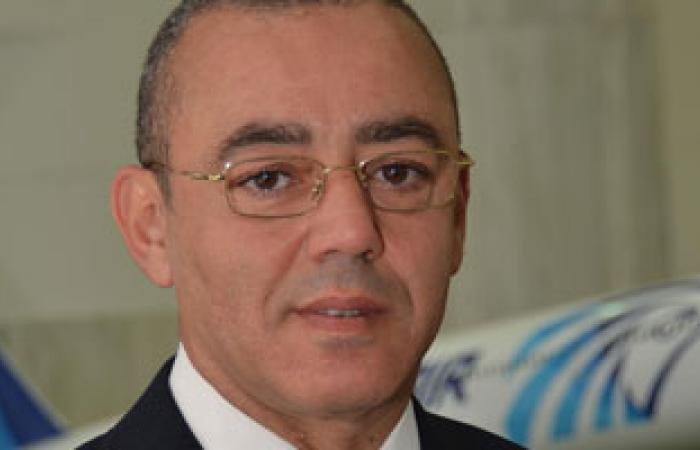 """رئيس """"مصر للطيران"""" يشارك فى اجتماع """"الأكو"""" بأبو ظبى"""