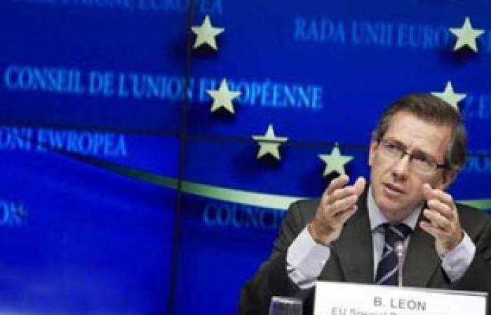 مبعوث الاتحاد الأوروبى: لا يحق لأى طرف خارجى التدخل فى الشأن المصرى