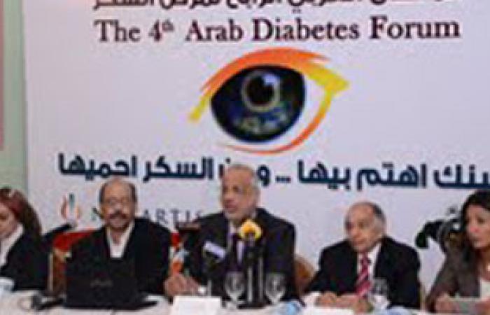 واحد من كل 5 مصابين بالسكر فى مصر معرض لمرض الشبكية السكرى