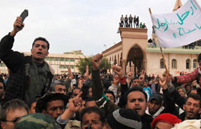 حركة ليبية تنظم مظاهرات السبت لإسقاط البرلمان والحكومة