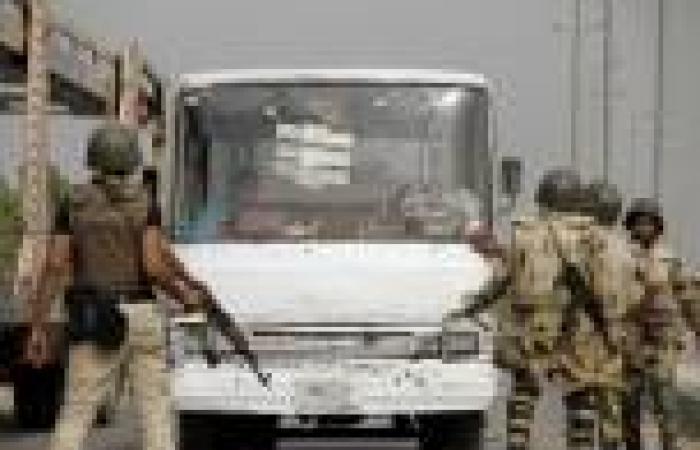 مصدر أمني: ارتفاع عدد المضبوطين في كرداسة إلى 87 متهمًا