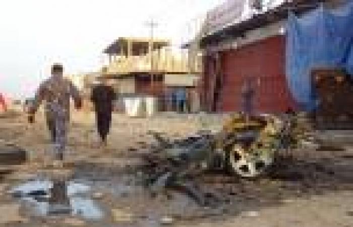 مقتل 16 شخصًا وإصابة 15 في تفجير يستهدف مسجدًا سنيًا جنوب «سامراء»