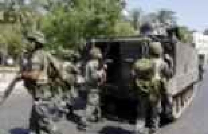 الجيش اللبناني يواصل تحديد معالم الخط الأزرق الحدودي مع إسرائيل