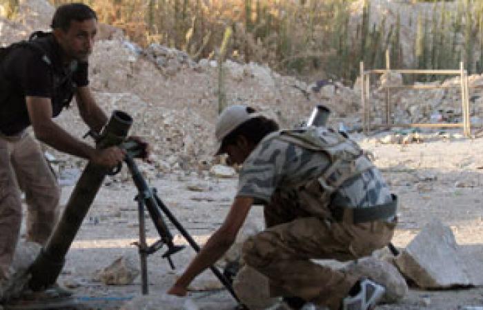 الأزمة فى دمشق تتسبب فى خلاف بين أسقف فرنسى وبطريرك سورى