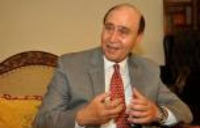 مهاب مميش: «السيسي» حمى البلاد من حرب أهلية.. والجيش لم يستولَ على الحكم