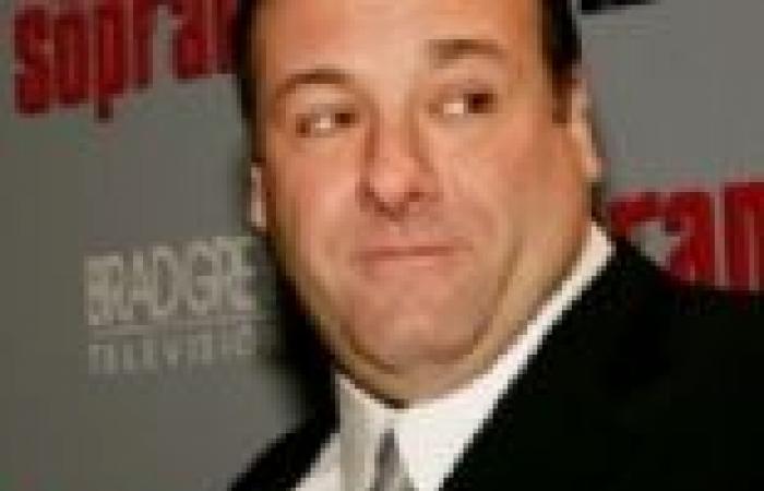 """تكريم الممثل التليفزيوني الراحل جيمس جاندولفيني في """"إيمي 2013"""""""