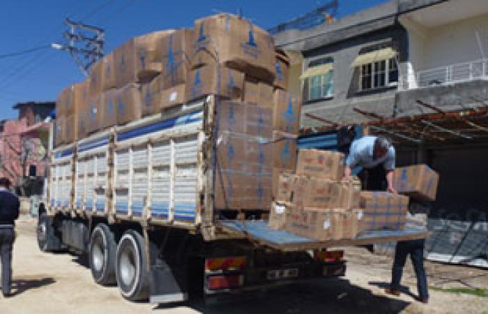 مسئول دولى يعرب عن قلقه من منع القوات الإسرائيلية دخول المساعدات للفلسطينيين