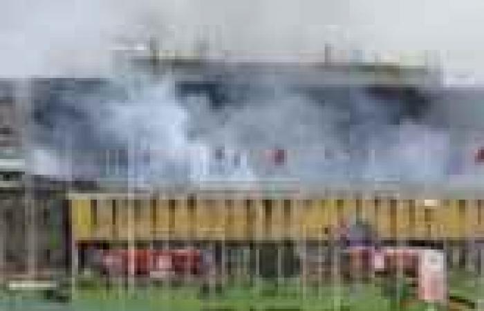مجموعة إرهابية مسؤولة عن الهجوم على المركز التجاري في نيروبي