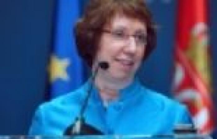 أشتون تؤكد دعم الاتحاد الأوروبي لعملية الانتقال السياسي في ليبيا