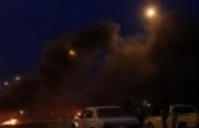 دوي انفجار فى مدينة الشيخ زويد بشمال سيناء