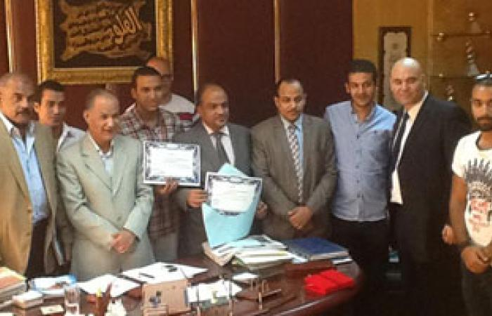 رئيس الإذاعة المصرية يكرم صحفيى أحداث كرداسة