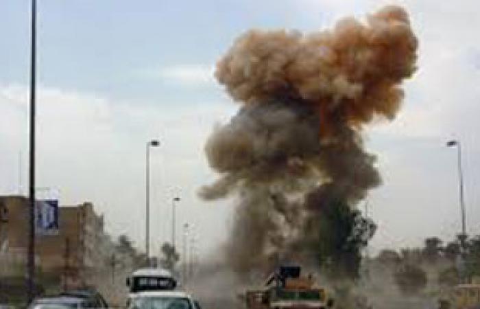مقتل وإصابة نحو 60 شخصا إثر انفجار عربة عصير مفخخة وسط الموصل