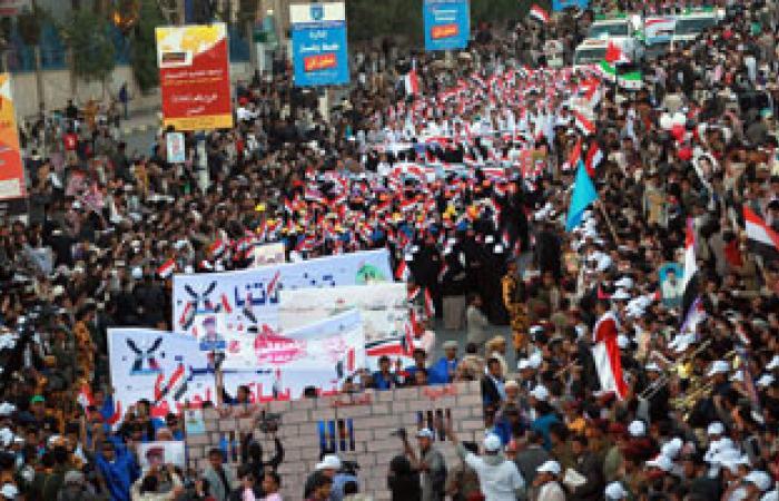 السعودية تطالب المجتمع الدولى بدعم جهود حماية حقوق الإنسان فى اليمن
